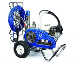 GH230, w/ Electric Motor Kit ProContractor Series