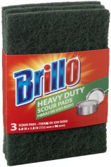 Armaly 23401 Brillo HD Scour Pads 3ct