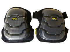 CLC 367 Black Airflow Gel Knee Pad