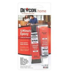 Devcon 20545 1 oz. 5-Minute Epoxy