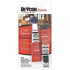 Devcon 35345 1 oz. Clear Epoxy Adhesive