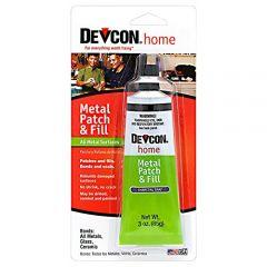 Devcon 50345 3.5 oz. Tube Metal Patch & Fill