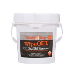 Dumond 8402 1/2G Wipe Out Graffiti Remover-Porous Surfaces