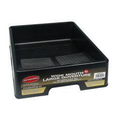 Dynamic HZ020140 3.7Qt (3.5L) Wide Mouth Pro Series Floor Tray