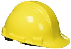 Honeywell RWS-52001 ANSI Type 1 Hard Hat Yellow Presslock Suspension