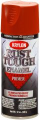 Krylon RTA9204 12 oz. Ruddy Brown Primer Rust Tough Spray