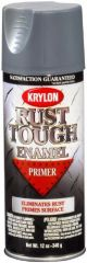 Krylon RTA9205 12 oz. Gray Primer Rust Tough Spray
