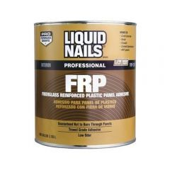 Liquid Nails FRP-310 1G Fiber Reinforced Plastic Panel Adhesive