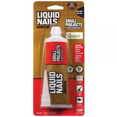 Liquid Nails LN-700 4 oz. Tube Multi Purpose Home Repair Adhesive 20 VOC