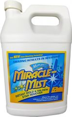 Miracle Mist MM-IC-1DLR 1G Instant Mold & Mildew Stain Remover