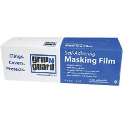 Petoskey 9943-74 9' x 400' .4mil Grip N Guard Lite Self Adhering Masking Film