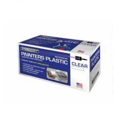 Petoskey FG-P9934-28 9' x 150' .31mil High Density Painters Plastic