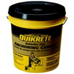 Quikrete 1245-20 20Lb Anchoring Cement - Exterior Use