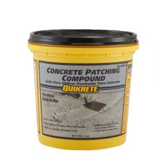 Quikrete 8650-35 Qt Concrete Patching Compound