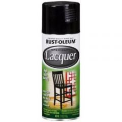 Rust-Oleum 1905830 11 oz. Gloss Black Lacquer Specialty Spray