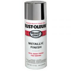 Rust-Oleum 7715830 Stops Rust Bright Coat Aluminum Spray