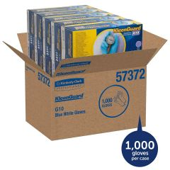 Scott 57373 BX100 Large 6mil Nitrile Glove 100Pk