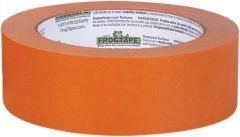 "ShurTape 105039 1.41"" x 60yd FrogTape Pro Grade Orange Painter's Tape"