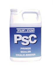 Tuf-Top 20-01 1G Clear Waterborne Primer Sealer Chalk Binder